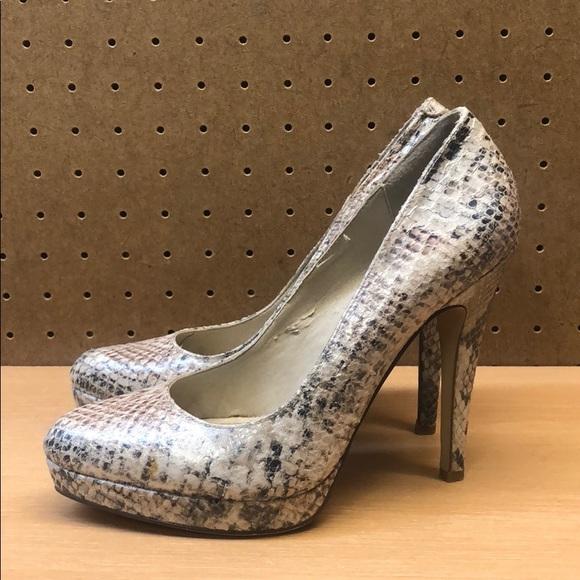 31596b1fef2 Aldo Shoes - Aldo Snakeskin Heels size 7 women s (37 eur)